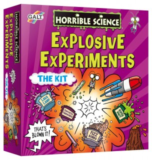 Horrible Science Explosive Experiments