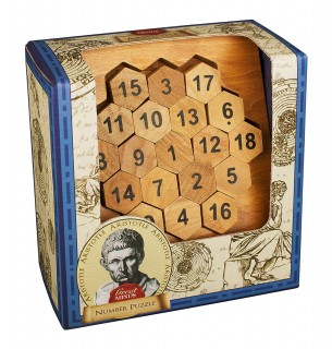 Professor Puzzle Great Minds Aristotle's Number Puzzle