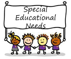 Special Educational Needs sign AshTutors.co.uk